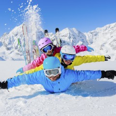 Urlaub in Deutschland: die schönsten Orte für Wintersport