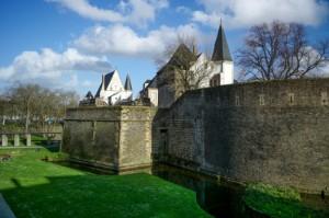 Burg in Nantes