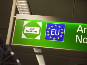 Zoll in der europäischen Union