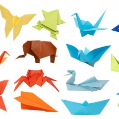 Origami – Die Kunst des Faltens