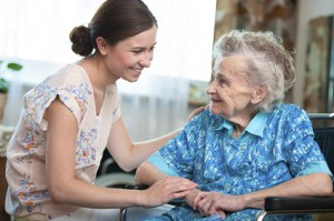 Ehrenamt Altenpflege