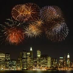 Prost Neujahr in New York: Silvester in den Metropolen der Welt