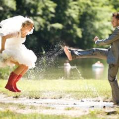 Hochzeit unter freiem Himmel: Diese Möglichkeiten haben Sie