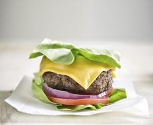 Low Carb Burger ohne Brot, gesund und lecker