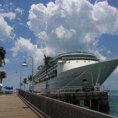 Eine Kreuzfahrt in der Karibik