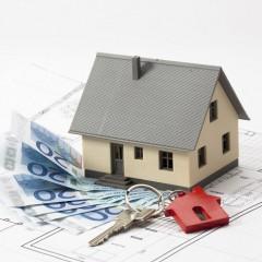 Mit der Hypothek zum Eigenheim