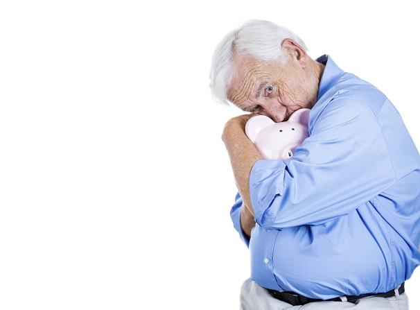 Fehlende Altersvorsorge: Rentner sind allein zu arm