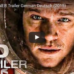 """Kinohit oder Kinos**t?: """"Der Marsianer – Rettet Mark Watney"""""""