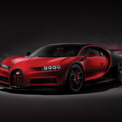 Bugatti: Upgrade eines Supersportlers